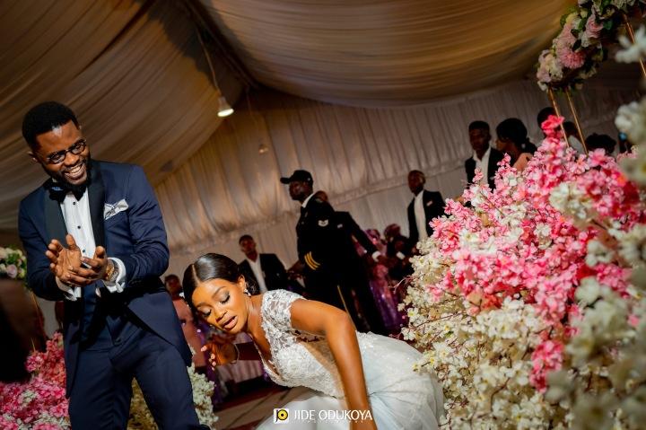 WHY I DANCED SO MUCH ON MY WEDDINGDAY
